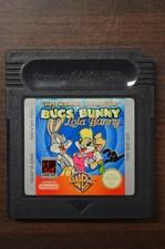 Gameboy game Bugs Bunny & Lola Bunny