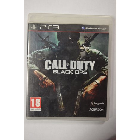 PS3 game Call of Duty Black Ops 1