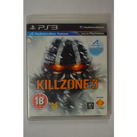 PS3 game Killzone 3