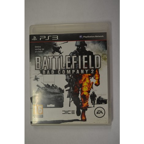 PS3 game Battlefield Bad Company 2