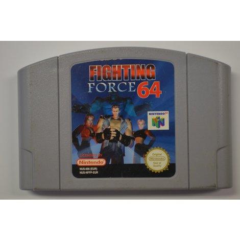 Nintendo 64 game Fighting Force - losse game zonder doosje/boekje