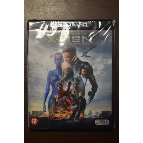 NIEUW IN SEAL: 4K Ultra-HD film X-Men Days of Future Past