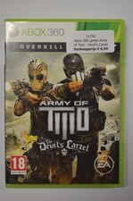 Xbox 360 game Army of Two - Devil's Cartel