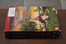DVD Boxen Vampire Diaries seizoen 1 en 2