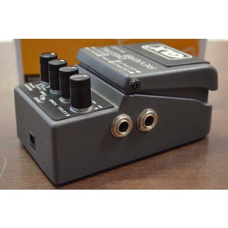 ZGAN in doosje: GLX RV-100 Digital Reverb Gitaareffectpedaal in doosje