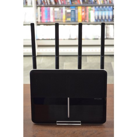 TP-Link AC2600 Draadloze Dual-Band Gigabit Router incl. Huntkey adapter