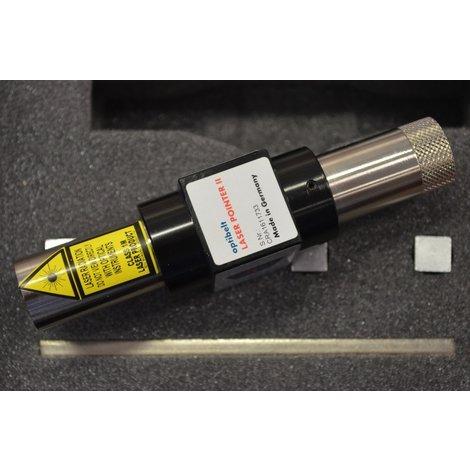 Optibelt Laser Pointer II / Laser Pointer 2 - Uitlijnapparaat - compleet in doosje
