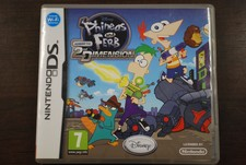 DS game Phineas and Ferb