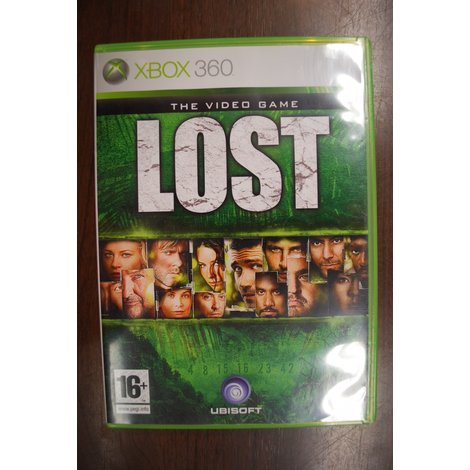 Xbox 360 game Lost