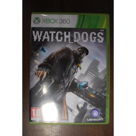 box 360 game Watchdogs