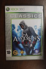 Xbox 360 game Assassins creed