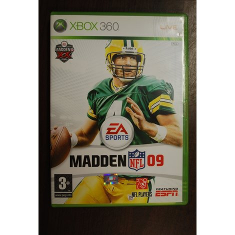 Xbox 360 game Madden 09
