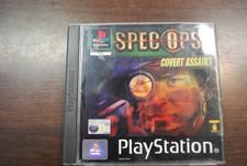 PS1 game Spec Ops Covert Assault