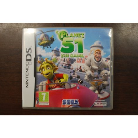 ds game planet 51