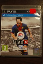 PS3 game FIFA 13