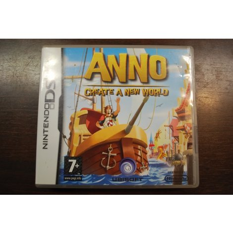 DS game Anno
