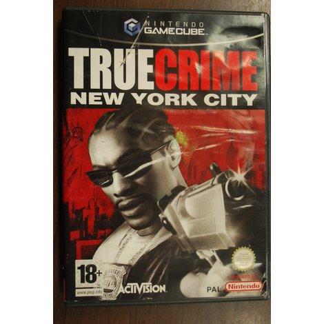 Gamecube game true crime