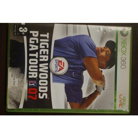 Xbox 360 Game Tiger Woods PGA Tour 07