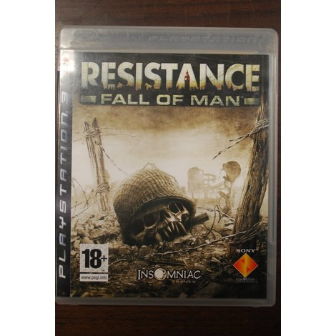 PS3 Gme Resistance: Fall Of Men