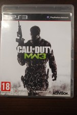 PS3 Game Call of Duty Modern Warfare 3
