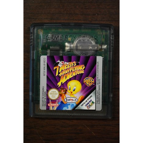 Nintendo Gameboy Tweety Highflying adventure