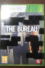 Xbox 360 game the Bureau