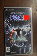 PSP game Star Wars The Force Unleashed