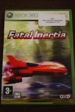Xbox 360 game Fatal Inertia