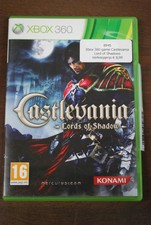 Xbox 360 game Castlevania Lord of Shadows