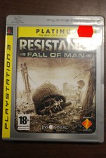 Playstation 3 Game Resistance Fall of Men