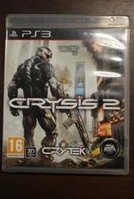 PS3 game Crysis 2