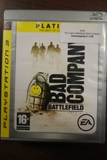 PS3 Game Battlefield Bad Company