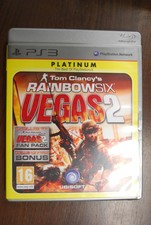 PS3 game Rainbow Six Vegas 2