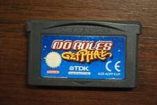 Nintendo Game Boy game No Rules Get Phat
