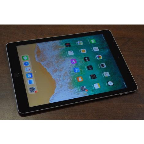 Apple iPad 2017 Black - 128GB - WIFI-internet - incl. originele oplader