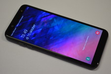 Samsung Samsung Galaxy A6 Black - SM-A600FN - Simvrij incl. oplader - Android 9