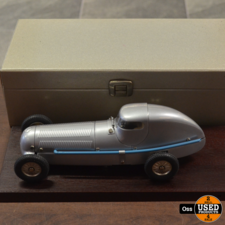 Marklin Mercedes Benz Race Car - in originele box incl. houten plateau en sleutel