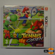 Nintendo 3DS Nintendo 3DS game Mario Tennis Open incl. doosje/boekje