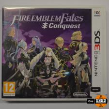 Nintendo 3DS Nintendo 3DS game Fire Emblem Fates Conquest incl. doosje