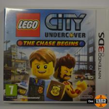 Nintendo 3DS Nintendo 3DS game Lego City Undercover The Chase Begins incl. doosje/boekje