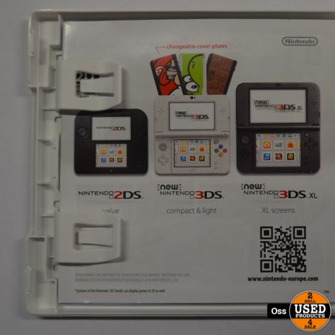 Nintendo 3DS game Sonic Boom Fire & Ice incl. doosje/boekje
