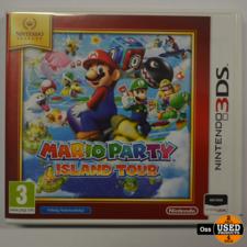 Nintendo 3DS Nintendo 3DS game Mario Party Island Tour incl. doosje