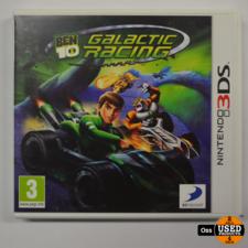 Nintendo 3DS Nintendo 3DS game Galactic Racing (Ben 10) incl. doosje/boekje