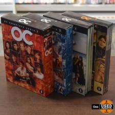 DVD DVD boxen The OC seizoen 1 t/m 4 in nette conditie - Nederlands ondertiteld!