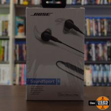 NIEUW IN DOOS: Bose SoundSport in-ear headphones