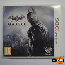 Nintendo 3DS Nintendo 3DS game Batman Arkham Chronicles Blackgate - incl. doosje/boekje