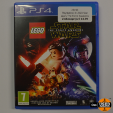 Playstation 4 game LEGO Star Wars The Force Awakens