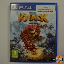 Playstation 4 game Knack 2