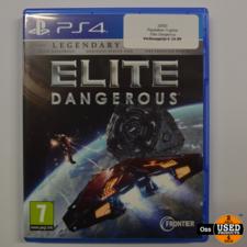 Playstation 4 game Elite Dangerous
