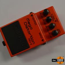 Boss Boss MD-2 Mega Distortion gitaareffectpedaal
